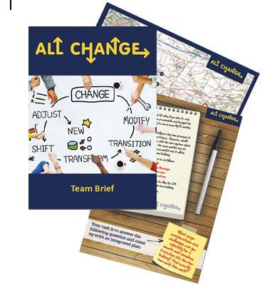 All Change!