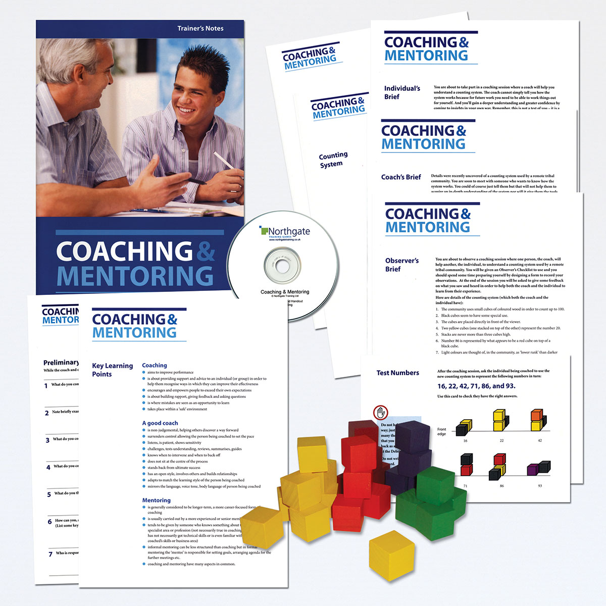 Coaching: Northgate Training Activities