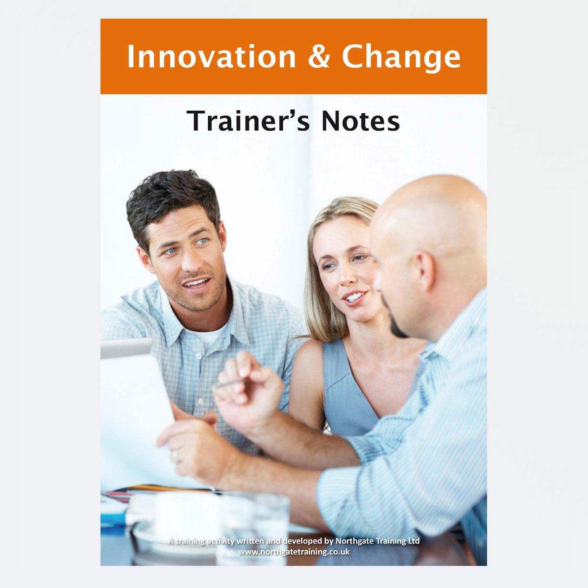 Innovation & Change