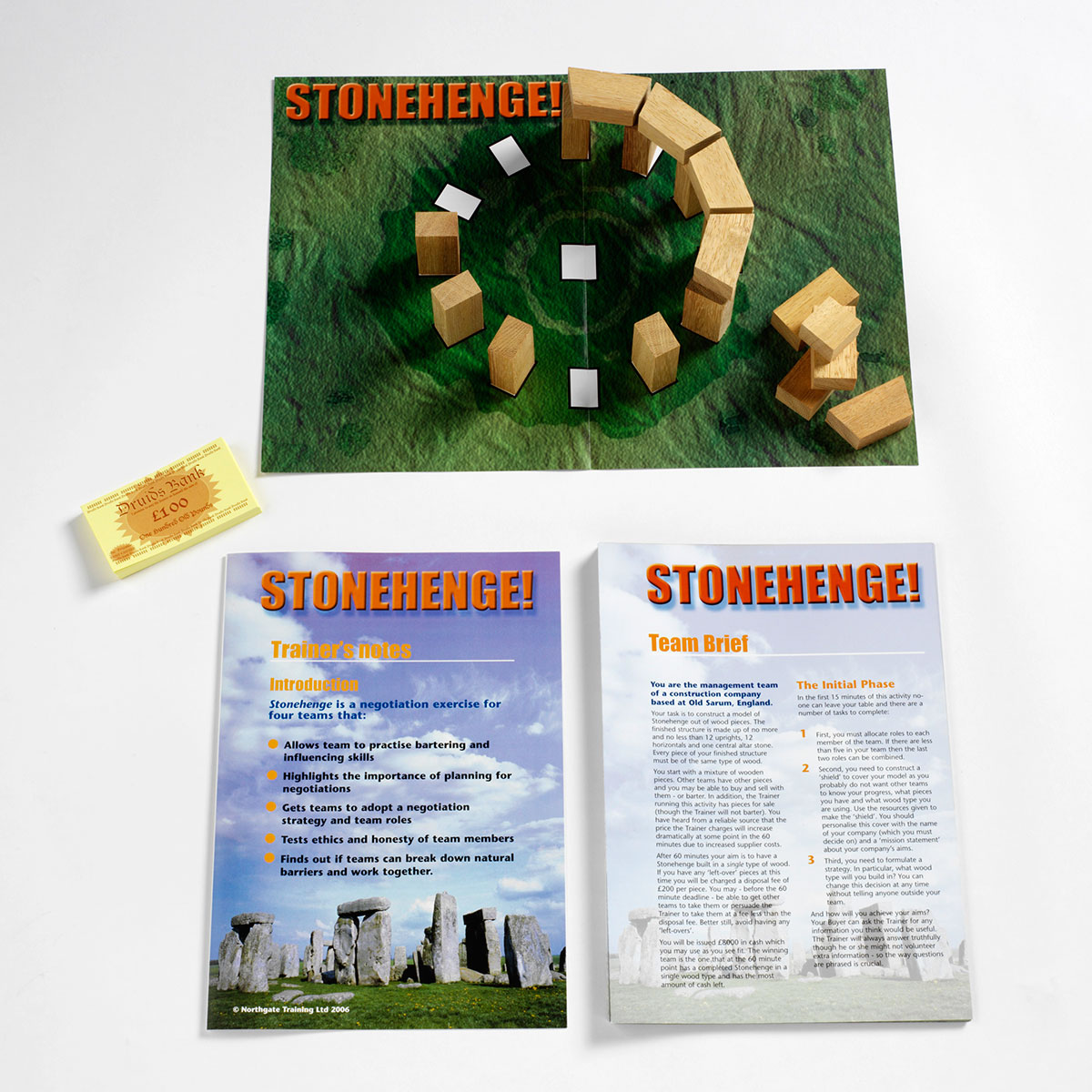 Stonehenge Plus