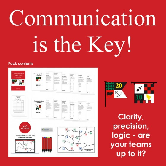 Communication is the Key! | Communication Training Activity