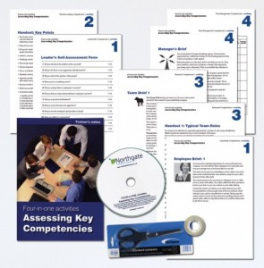 4-in-1 Assessing Key Competencies
