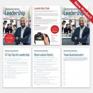 Demonstrating Leadership