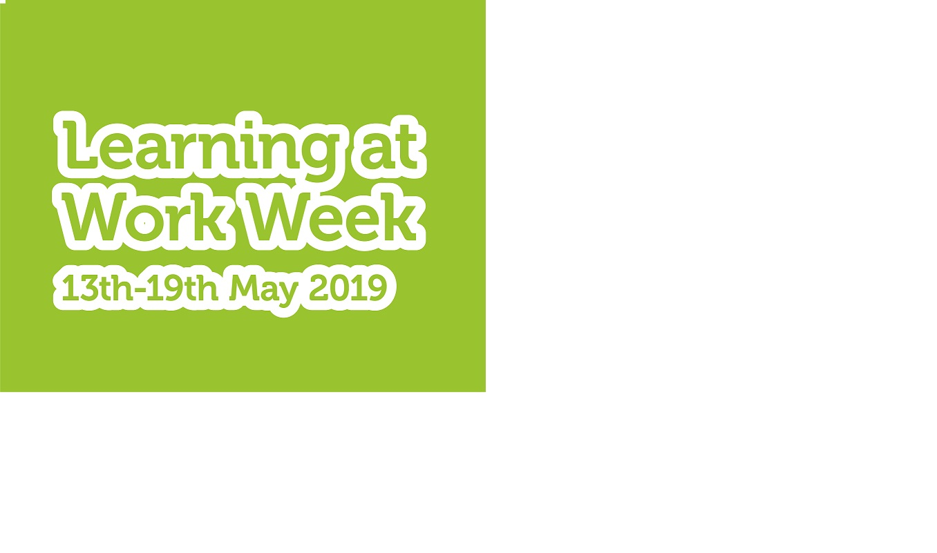 Learning at Work Week 2019 - National Activity Partner image
