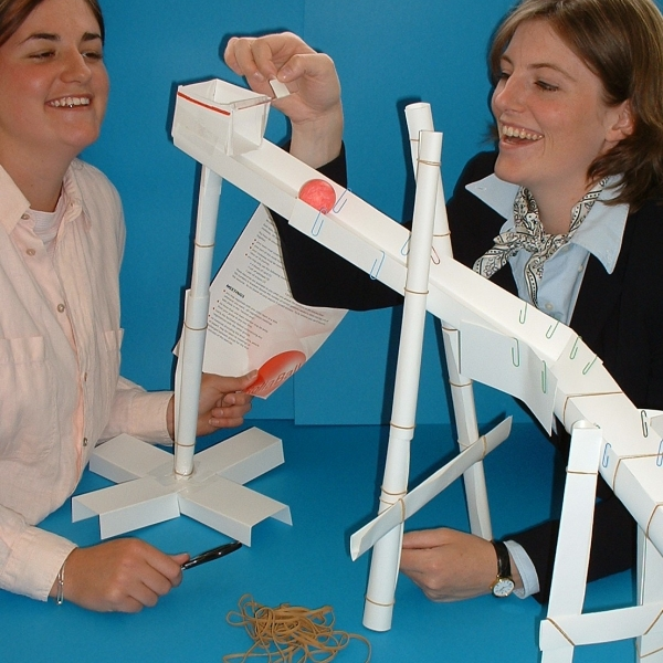Strengthen Your Team With Cooperative Team Building Activities image