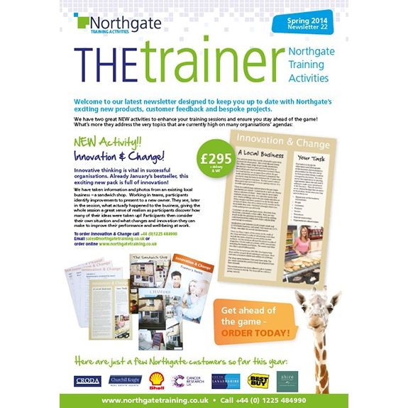 Northgate Newsletter - Spring 2014 image