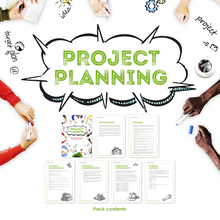 Virtual Training Activity: Project Planning! image