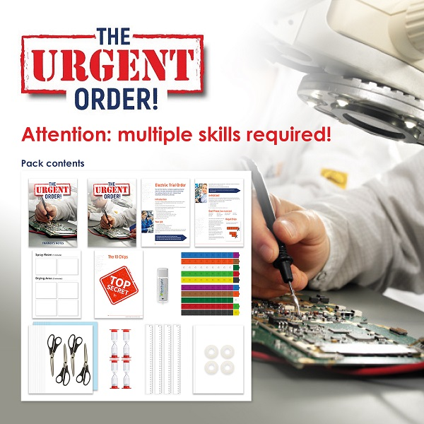 (Another!) NEW Product Launch: The Urgent Order! image