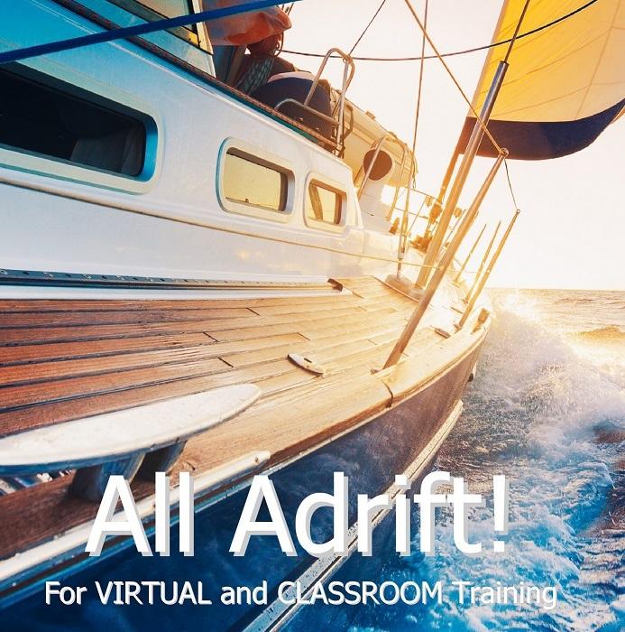 All Adrift! | Icebreaker | Virtual Training Activity