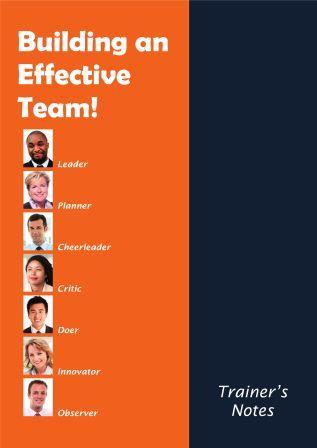 Building an Effective Team!