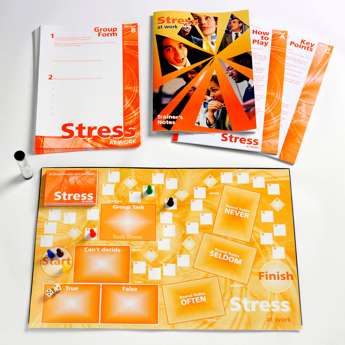 Preventing Stress at Work | Stress Management Training Activity