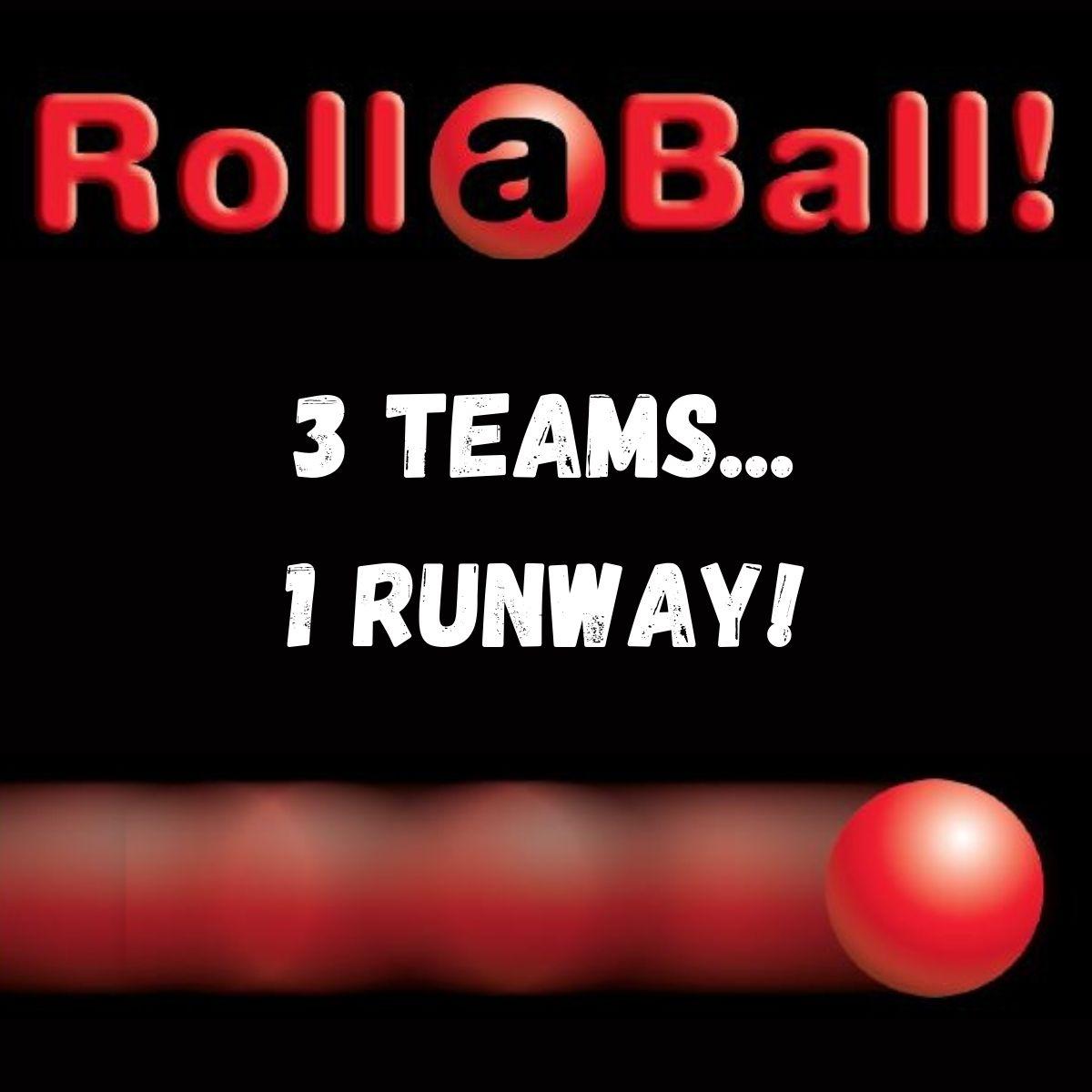 RollaBall! | Roller Coaster Teamwork Training Activity
