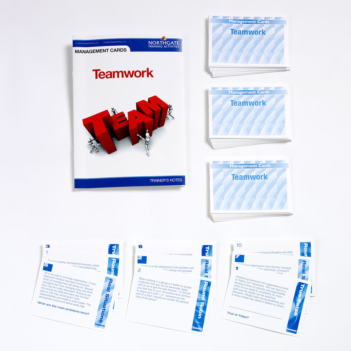 Teamwork Cards | Icebreaker | Teamwork Training Activity