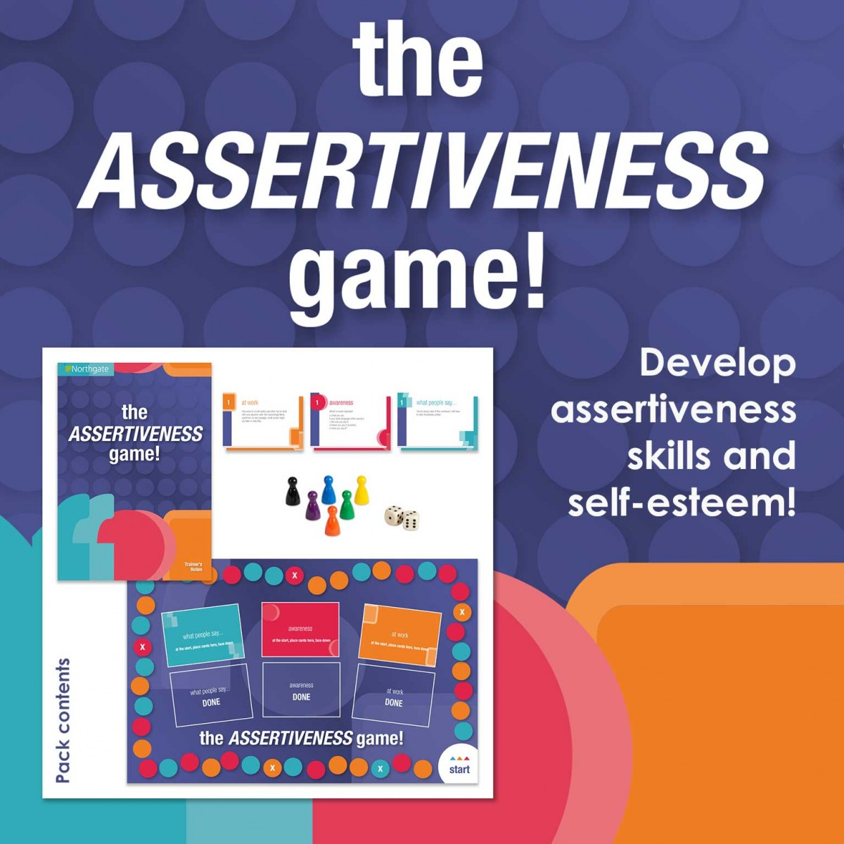 The Assertiveness Game | Assertiveness Training Activity