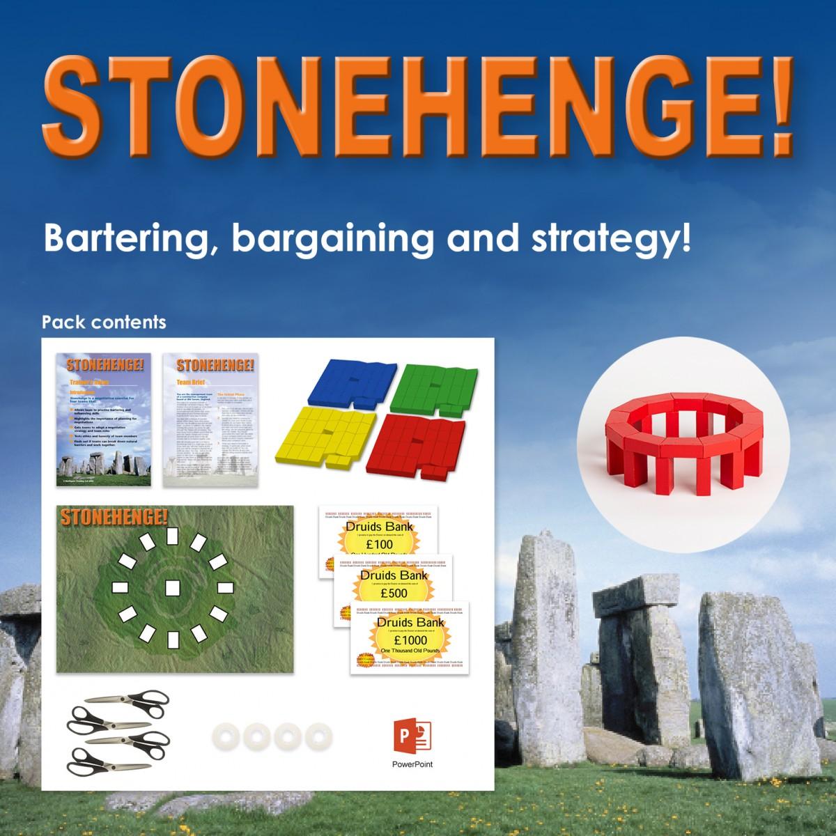 Stonehenge Plus! | Negotiation Training Activity