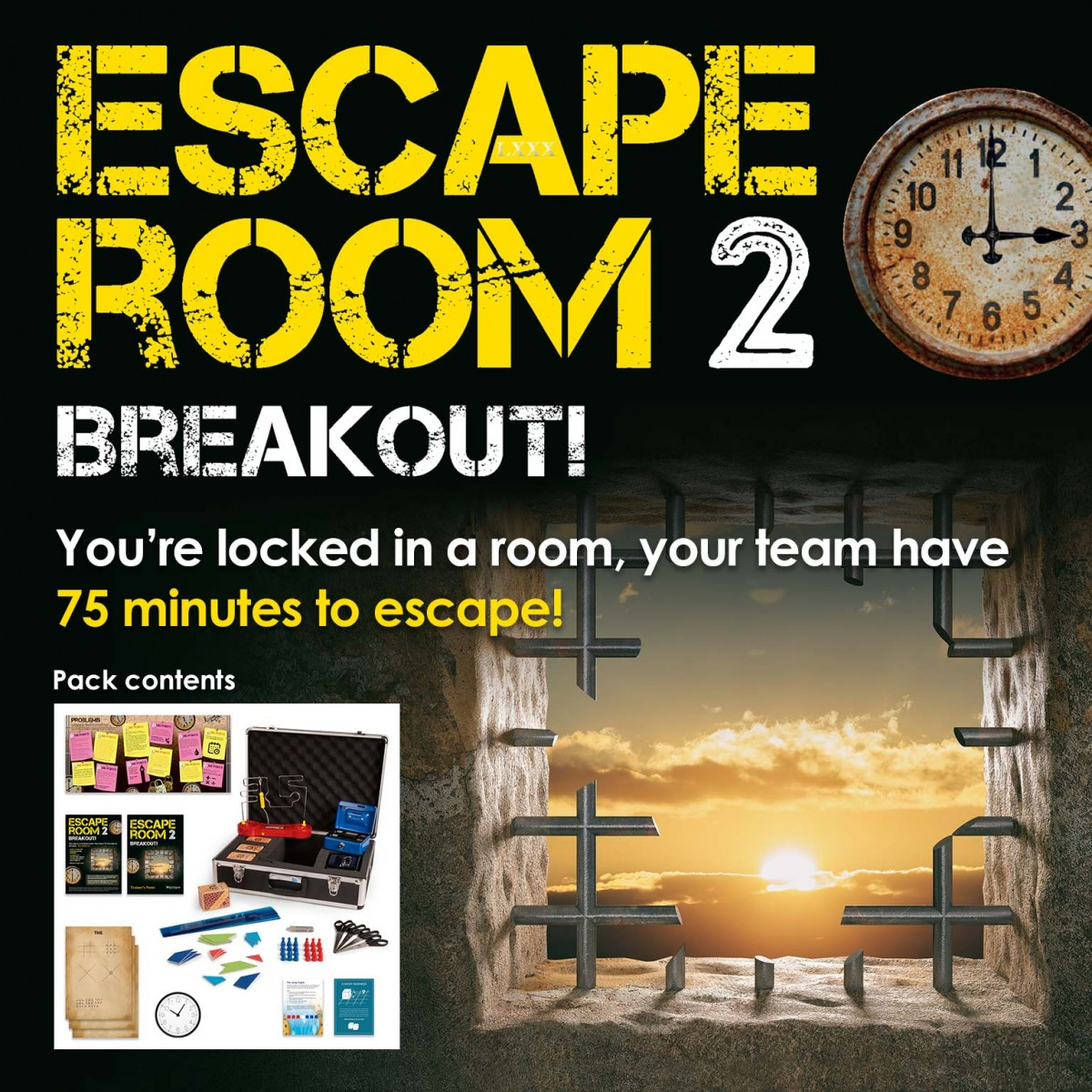 Escape Room 2 - Breakout! | Teamwork Training Activity