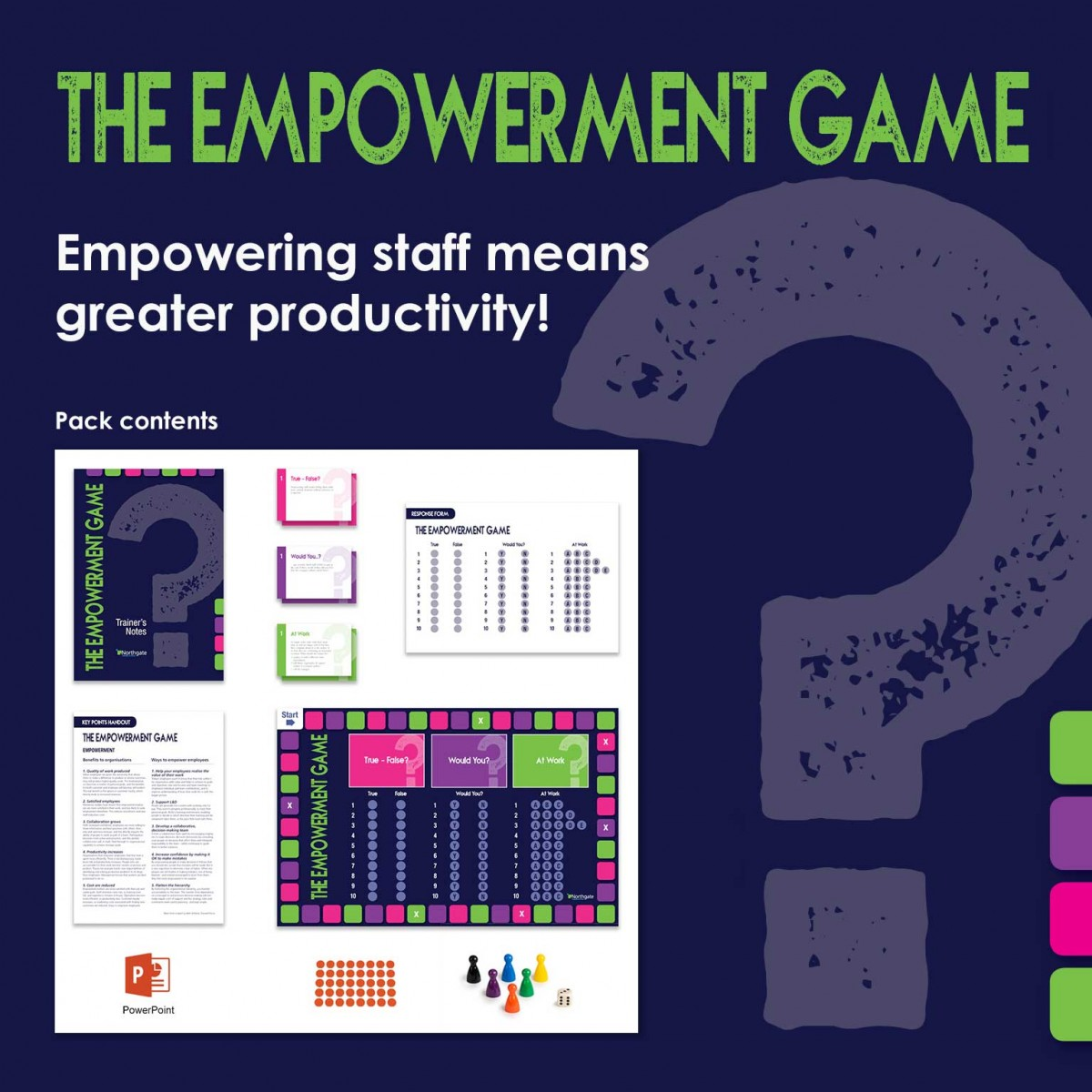The Empowerment Game