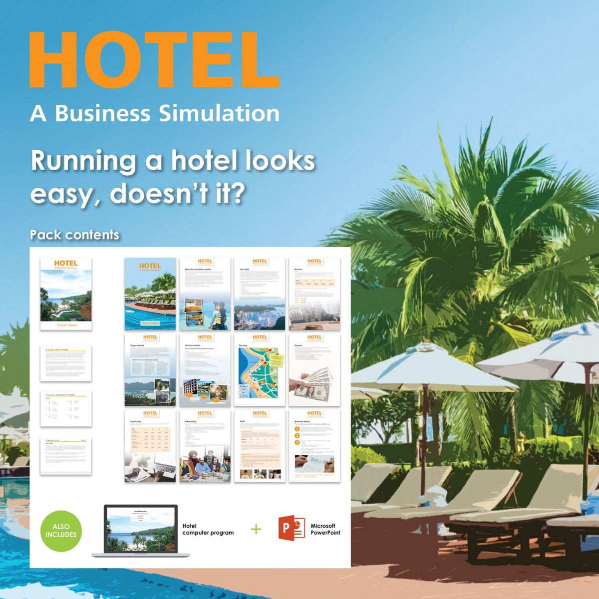 Hotel | Business Simulation