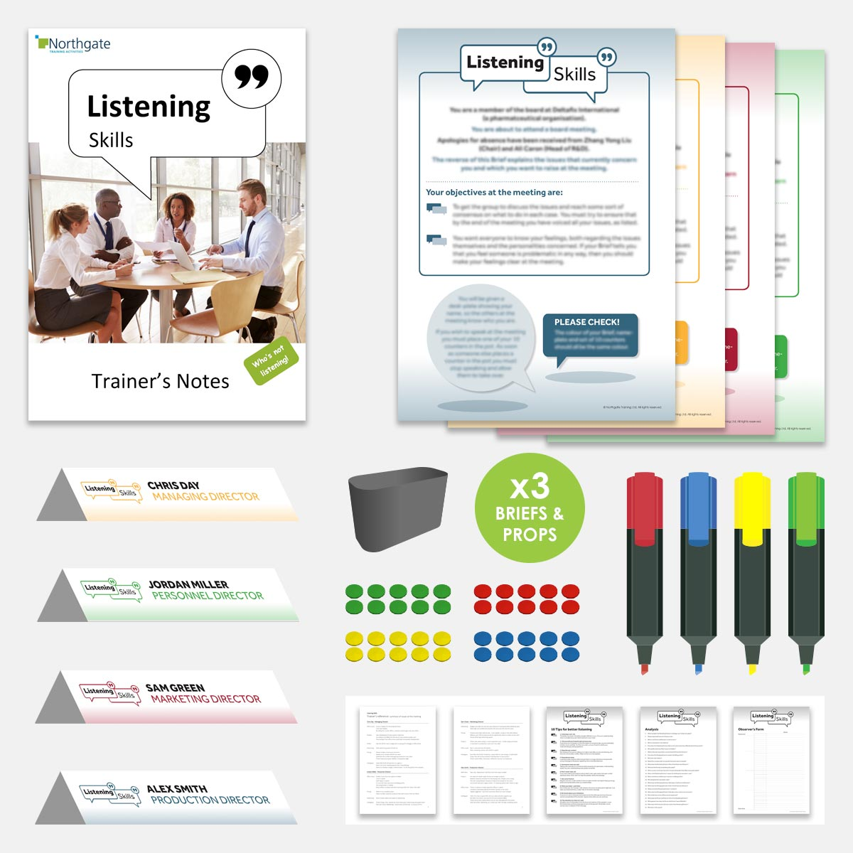 Listening Skills | Communication Training Activity