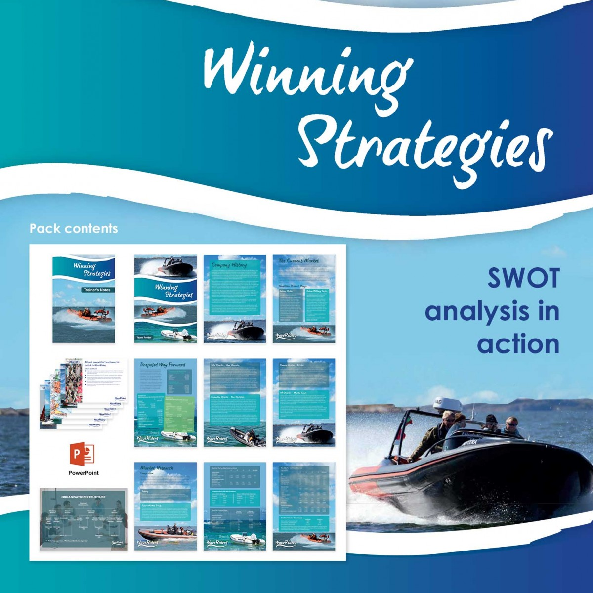 Winning Strategies | Business Simulation