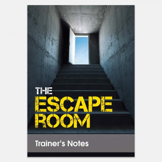 The Escape Room 10-team version | Teamwork Training Activity