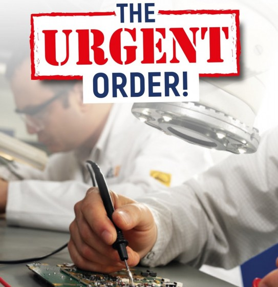 The Urgent Order | Teamwork Training Activity