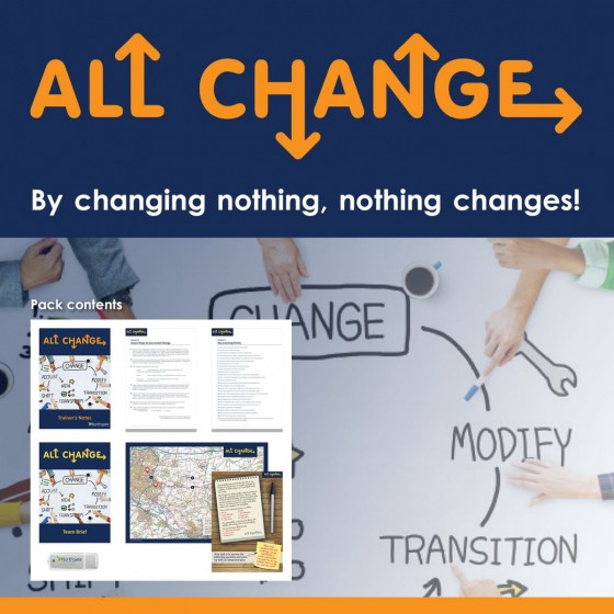 All Change! | Change Management Training Activity