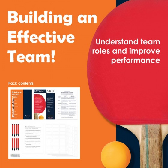 Building an Effective Team! | Teamwork Training Activity