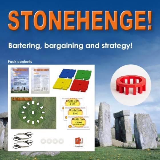Stonehenge Plus! | Negotiation Training Activity