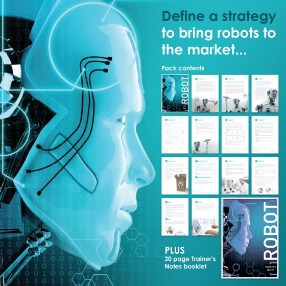Robot | Business Simulation
