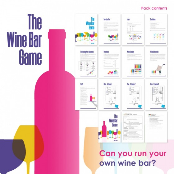 The Wine Bar Game  | Business Simulation