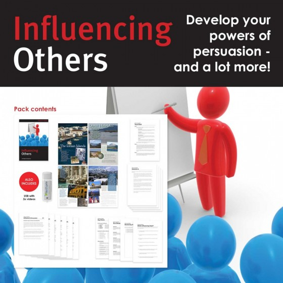 Influencing Others | Managing People Training Activity