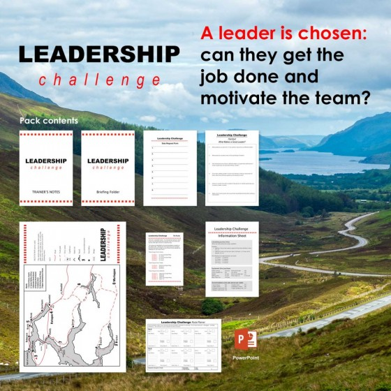 Leadership Challenge | Leadership Training Activity