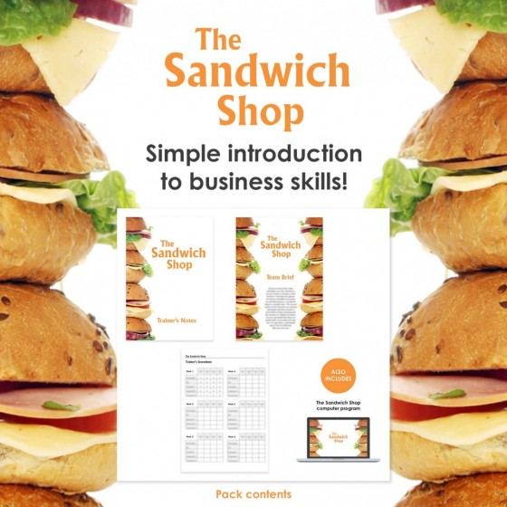 The Sandwich Shop | Business Simulation