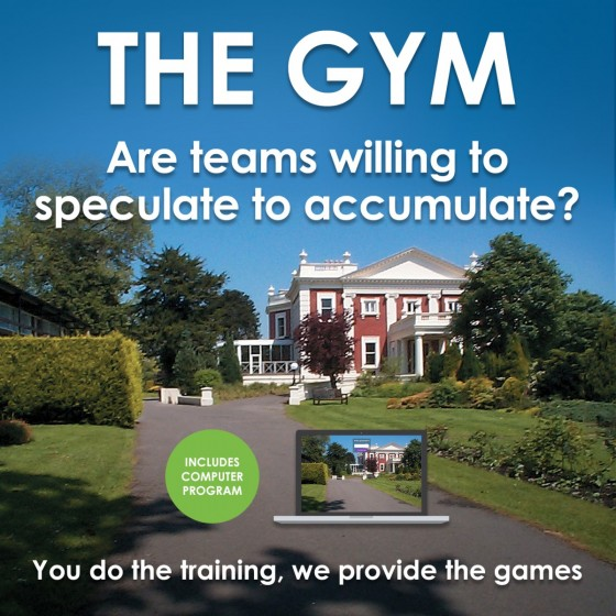 The Gym | Business Simulation