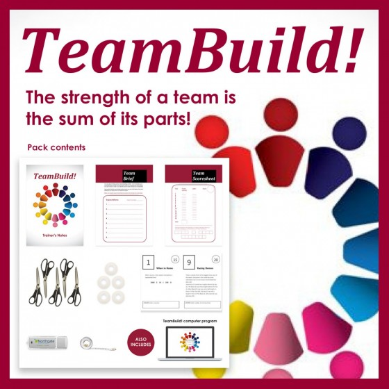 TeamBuild! | Fun Teamwork Training Activity