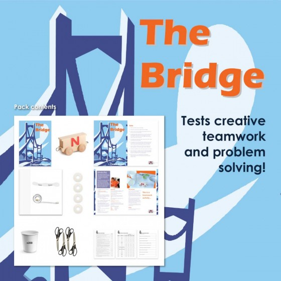 The Bridge | Teamwork Training Activity