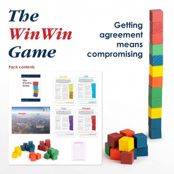 The Win Win Game  | Negotiation Training Activity