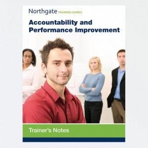 Accountability & Performance Improvement | Training Activity