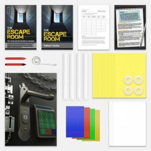 The Escape Room 10-team version | Teamwork Training Activity