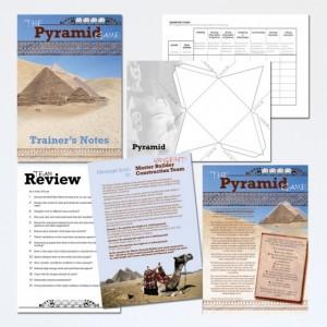 The Pyramid Game | Teamwork Training Activity