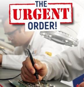 The Urgent Order   Teamwork Training Activity