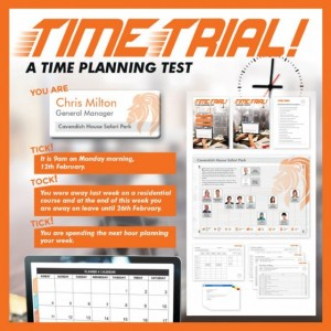 Time Trial! | Time Management Training Activity