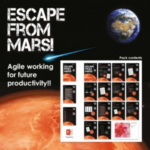 Escape from Mars! | Collaborative Teamwork Training Activity | Virtual Training Activity