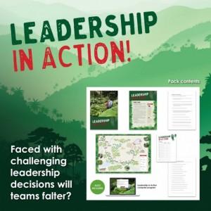 Leadership in Action! | Leadership Training Activity