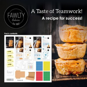 A Taste of Teamwork 4-team version | Teamwork Training Activity