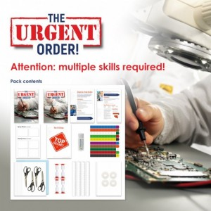 The Urgent Order | Teamwork Training Activity